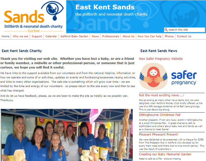 East Kent Sands Charity